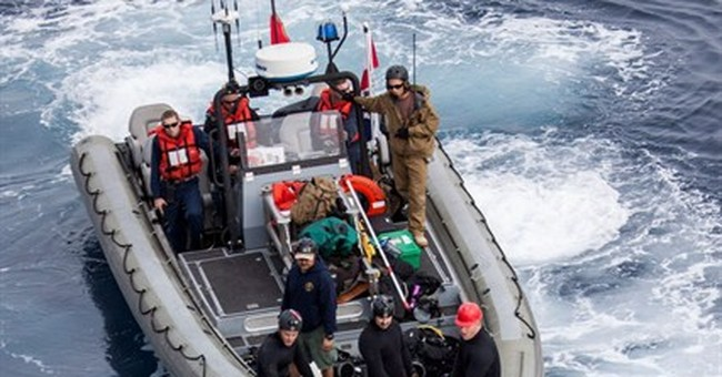 NASA suspends space capsule recovery test in ocean